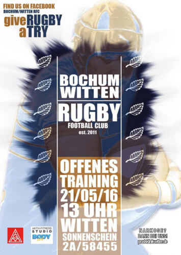 Offenes Training 06-2016
